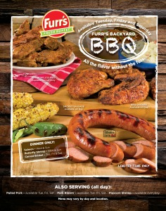 Furr's Backyard BBQ