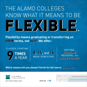 Alamo Colleges Flexible